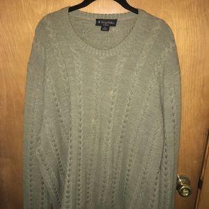Brooks Brothers Saxxon Wool Sweater